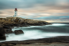 It came to me in a dream... (bluegreenorange) Tags: lighthouse lighthousetrail ns novascotia peggyscove peggyscovelighthouse peggyspointlighthouse canada