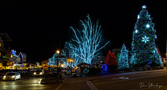 Christmas Lights at Leavenworth (Dave Stromberger) Tags: