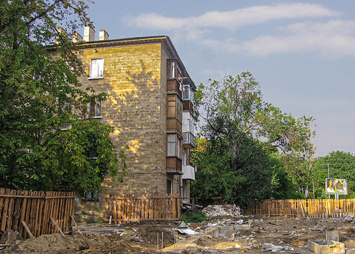 Some house in Tiraspol