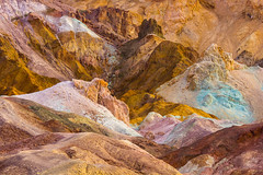 death valley artists point by scott donschikowski.jpg (Scott Donschikowski) Tags: artistsdrive artistspalette california deathvalley deathvalleynationalpark desertsouthwest erosion metaloxidation nationalpark southwest abstract