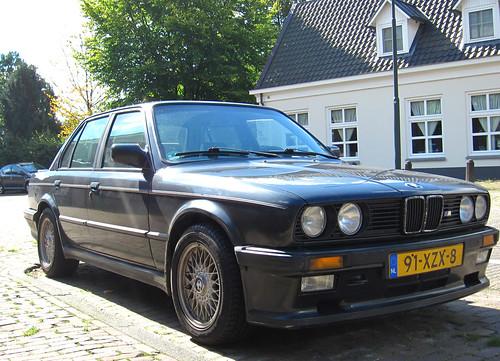 1986 BMW 325i (E30)