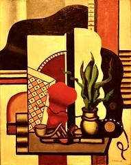 Nature morte (1928) -  Fernand Léger (1881-1955)