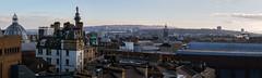 Newcastle Panorama (PangolinOne) Tags: eldonsquare england monument monumentmall newcastle newcastlecathedral panorama places rooftops uk newcastleupontyne unitedkingdom tyneandwear