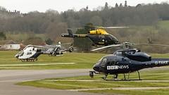 Chopper Squad... (BIKEPILOT, Thx for + 5,000,000 views) Tags: flying airport aircraft aviation aeroplane helicopter redhill robinson airfield eurocopter aerodrome mcdonnelldouglas aerospatiale md900explorer ec130b4 gtake gsusx as355f1ecureuilii gpggy egkr gwckd gkssa r44iiclipperii