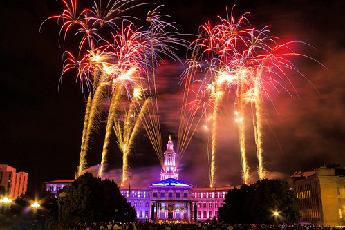 Lincoln Park Denver, CO July 3rd, 2015