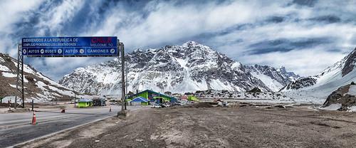 Chilean Border Post