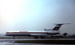 MG0202E LZ-BTP TU-154B GLA (fergusabraham) Tags: lzbtp balkanbulgarian glasgowinternational gla egpf tu154 tupolev