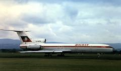 MG0205E LZ-BTO TU-154B GLA (fergusabraham) Tags: lzbto balkanbulgarian glasgowinternational gla egpf tu154 tupolev