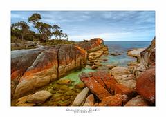 Bay of Fires Binalong Bay - Tasmania (Dominic Scott Photography) Tags: australia tasmania bayoffires binalongbay rocks color colour dominicscott sony a7rmii ilce7rm2 sel1635gm gmaster leefilters manfrotto littlestopper