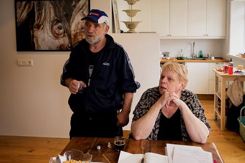 "Jannis Arelakis og Karólína Sigurjónsdóttir • <a style=""font-size:0.8em;"" href=""http://www.flickr.com/photos/22350928@N02/24143654958/"" target=""_blank"">View on Flickr</a>"