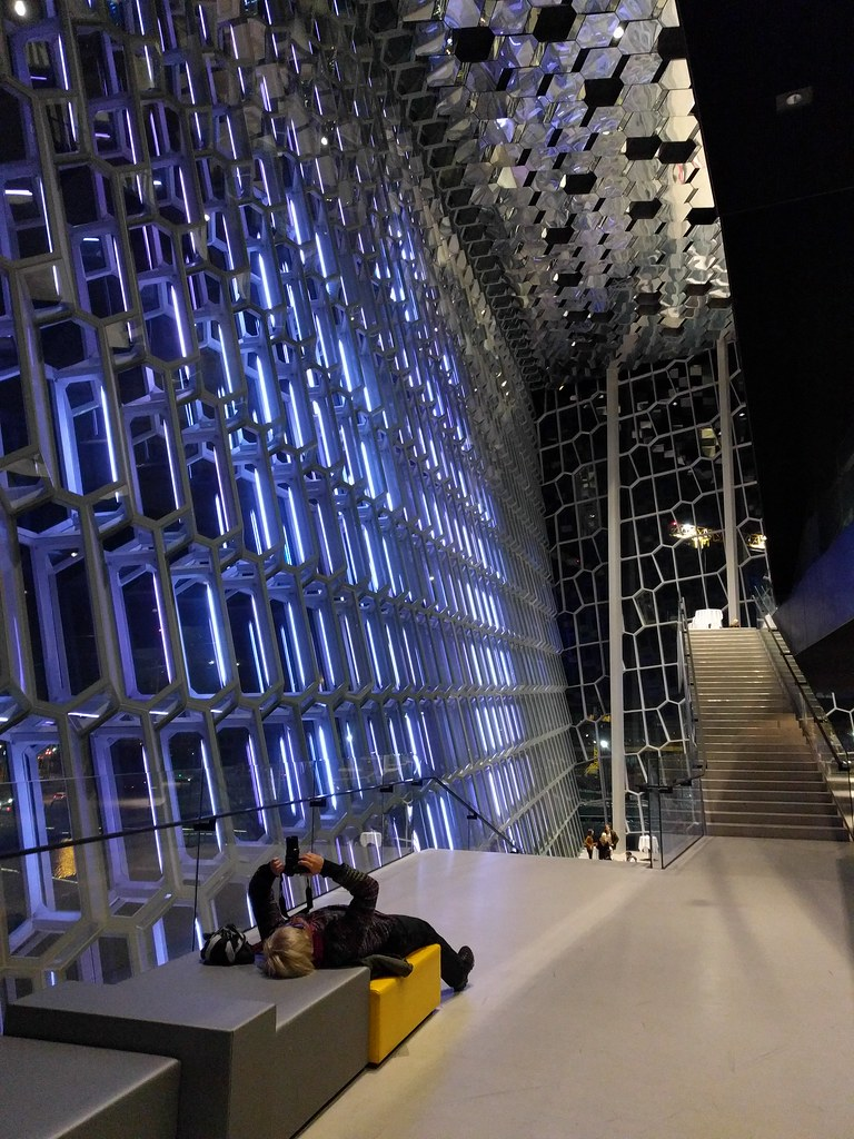 Getting the shot #architecture #harpa