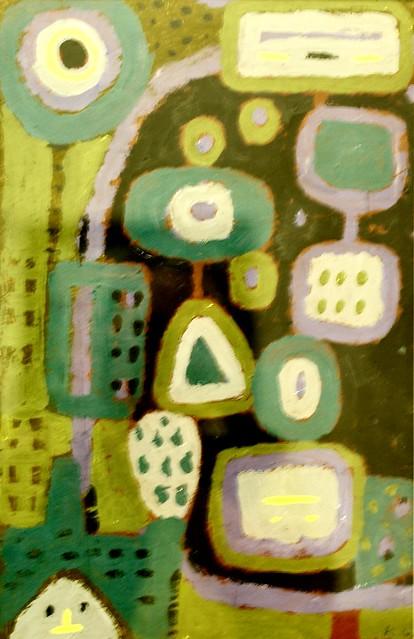 Offrande fane'e (1937) - Paul Klee (1879 - 1940)