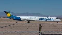 N877GA<97>03. Oktober 2013 (Canon EOS 5D Mark III)_.jpg (wlehm1) Tags: douglas iwa airport md80 allegiant airline n877ga aircraft