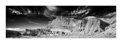 Capitol Reef National Park, Utah (Joe Franklin Photography) Tags: capitolreefnationalpark capitolreef thecastle utah ut blackandwhite bw almostanything landscape southwest nationalpark