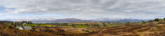 Beautiful Beara (Gullivers adventures) Tags: landscape ireland kerry mountains grass cottage panorama trees sky clouds countryside house land