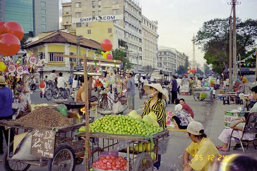 Ho Chi Minh City by Ik T