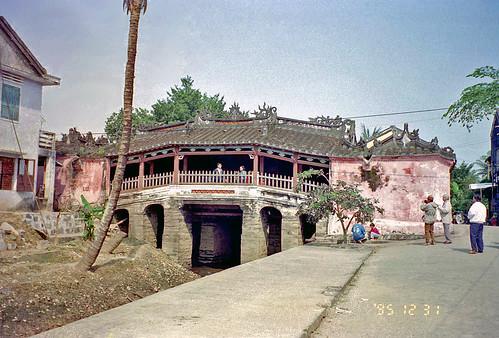 日本人橋 ホイアン - Hoi An, Vietnam by Ik T