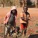 Kids near Yabelo