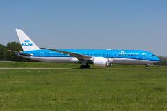 PH-BHM - KLM Royal Dutch Airlines - Boeing 787-9 Dreamliner (5B-DUS) Tags: phbhm klm royal dutch airlines boeing 7879 dreamliner b789 ams eham amsterdam schiphol airport aircraft airplane aviation flughafen flugzeug planespotting plane spotting netherlands