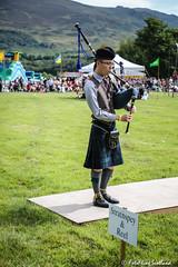 Solo Piper (FotoFling Scotland) Tags: event flickr highlandgames lochearnhead lochearnheadhighlandgames piper scotland bagpipe balquidder clan kilt scottish strathyre traditional fotoflingscotland
