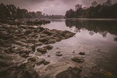 Herbststimmung am Rhein bei Albbruck - explored