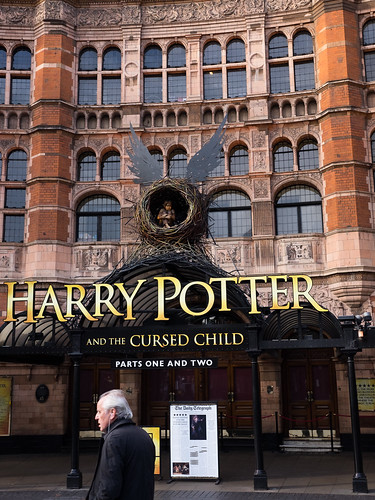 """The Palace Theatre, London • <a style=""""font-size:0.8em;"""" href=""""http://www.flickr.com/photos/22350928@N02/30254952510/"""" target=""""_blank"""">View on Flickr</a>"""