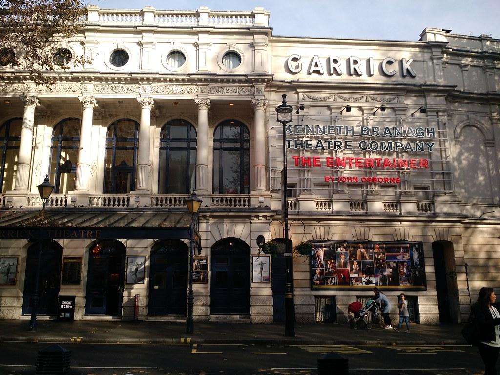 Garrick Theatre, London