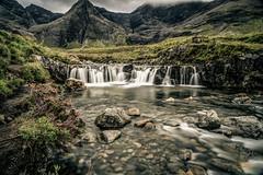Fairy Pools, Allt Coir' a' Mhadaidh river, Isle of Skye, Scotland