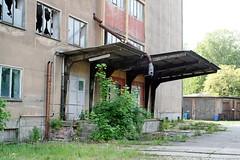 VEAB Niesky 19.5.2008 0599 (orangevolvobusdriver4u) Tags: archiv2008 2008 deutschland germany sachsen niesky fabrik verlassen factory abandoned veabniesky veab demolished