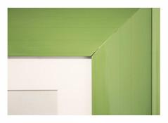 Macro Mondays : Green / Vert (Tostaky2) Tags: macromondays green macro minimalisme minimalism simple cadrephoto pictureframe vert lines
