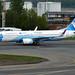NordStar (Winter Universiade Krasnoyarsk Livery), VQ-BNG, Boeing 737-86J