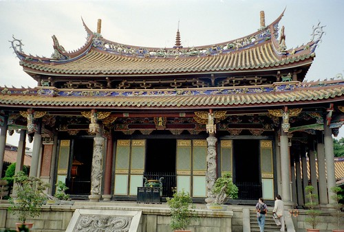 孔子廟 by Ik T