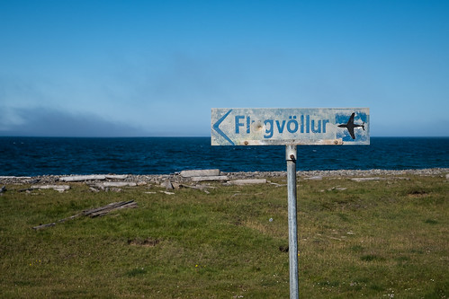"""Við Sauðanesflugvöll á Langanesi • <a style=""""font-size:0.8em;"""" href=""""http://www.flickr.com/photos/22350928@N02/31973007007/"""" target=""""_blank"""">View on Flickr</a>"""