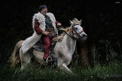 canter (dim.pagiantzas   photography) Tags: canter horse man male people movies actors exodus exodos cine cinema cinematic entertainment history historical revolution warriors animals nature atmospheric trees landscape field battle outdoor canon colors colorfull