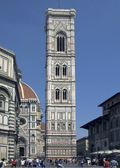 Campanile from Baptistry