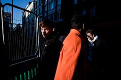 Glance (DonStevie) Tags: leica london light leicamonochromlove m mmount men wideangle west westend walking bw blackwhite blackandwhite beautiful candid contrast voigtlander vintage voigtlander25mmf4snapshotskopar don donstevie dark decisivemoment darkhair soho soholondon street streetphotography stranger streetshooting streetphotog streetphotographylondon streetportrait shadow fun framing frame framed glance