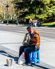 Accordians of Madrid (Matthew Warner) Tags: matthewwarner spring nikon d7100 streetperformer musician jerrybennett madrid spain nikond7100 nikkor europe 2019 accord