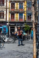 Accordians of Madrid (Matthew Warner) Tags: matthewwarner spring nikon d7100 streetperformer musician jerrybennett accordian spain nikond7100 nikkor europe 2019 madrid