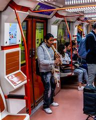 Metro Music (Matthew Warner) Tags: matthewwarner spring metromusic nikon d7100 woodflute jerrybennett musician spain nikond7100 nikkor europe 2019 madrid