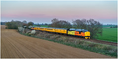 Testing times (Mark Gowing) Tags: 37521 colas testtrain networkrail class37