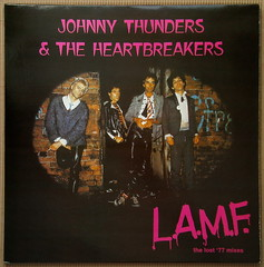 Johnny Thunders & The Heartbreakers - L.A.M.F. [1977] (renerox) Tags: lp lpcovers vinyl records 70s punk punkrock johnnythunders theheartbreakers