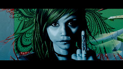 2018.05.20_004029 (LeSzal) Tags: paint graffitti backdrop spray artwork background graffiti colorful color grafitti city pattern street writing brick art grunge texture urban funky wall grafiti building youth spraypaint textured drawing tag image old creative style concrete bright colors modern design graphic dirty wallpaper cool artistic abstract blue outdoors culture grungy bremerhaven