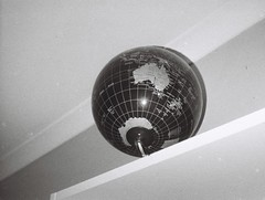 The world (Matthew Paul Argall) Tags: hanimex110if fixedfocus 110 110film subminiaturefilm lomographyfilm 100isofilm blackandwhite blackandwhitefilm earth world