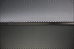 Indécision (Gerard Hermand) Tags: 1904057983 gerardhermand france paris canon eos5dmarkii metal grille plaque sheet trou hole rampe handrail lumière light ombre shadow