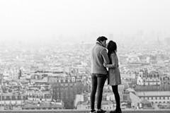 Sacré-Coeur, Paris, France (o.mabelly) Tags: format plein frame full ff 7rm2 ilce contaxyashica a7 sonnar sony a7rii paris carl zeiss contax yashica ilce7rm2 novoflex cy france alpha f28 135mm sacrécoeur lovers amoureux kiss baiser