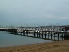 Muelle del Club Marítimo del Abra (eitb.eus) Tags: eitbcom 14179 g1 tiemponaturaleza tiempon2019 paisajes bizkaia getxo mikelotxoa