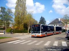 9140-25117§0 (VDKphotos) Tags: stib mivb mercedes o530g citaro livrée06 l48 autobus articulé belgium bruxelles