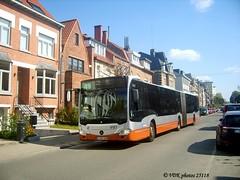 9157-25118§0 (VDKphotos) Tags: stib mivb mercedes o530g citaro livrée06 l48 autobus articulé belgium bruxelles