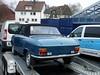 Peugeot 204/304 Cabriolet Verdeck