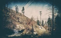 The Beauty Of Nature (Crusty Da Klown) Tags: beauty nature britishcolumbia bc canada canon kodak film landscape tower manmade